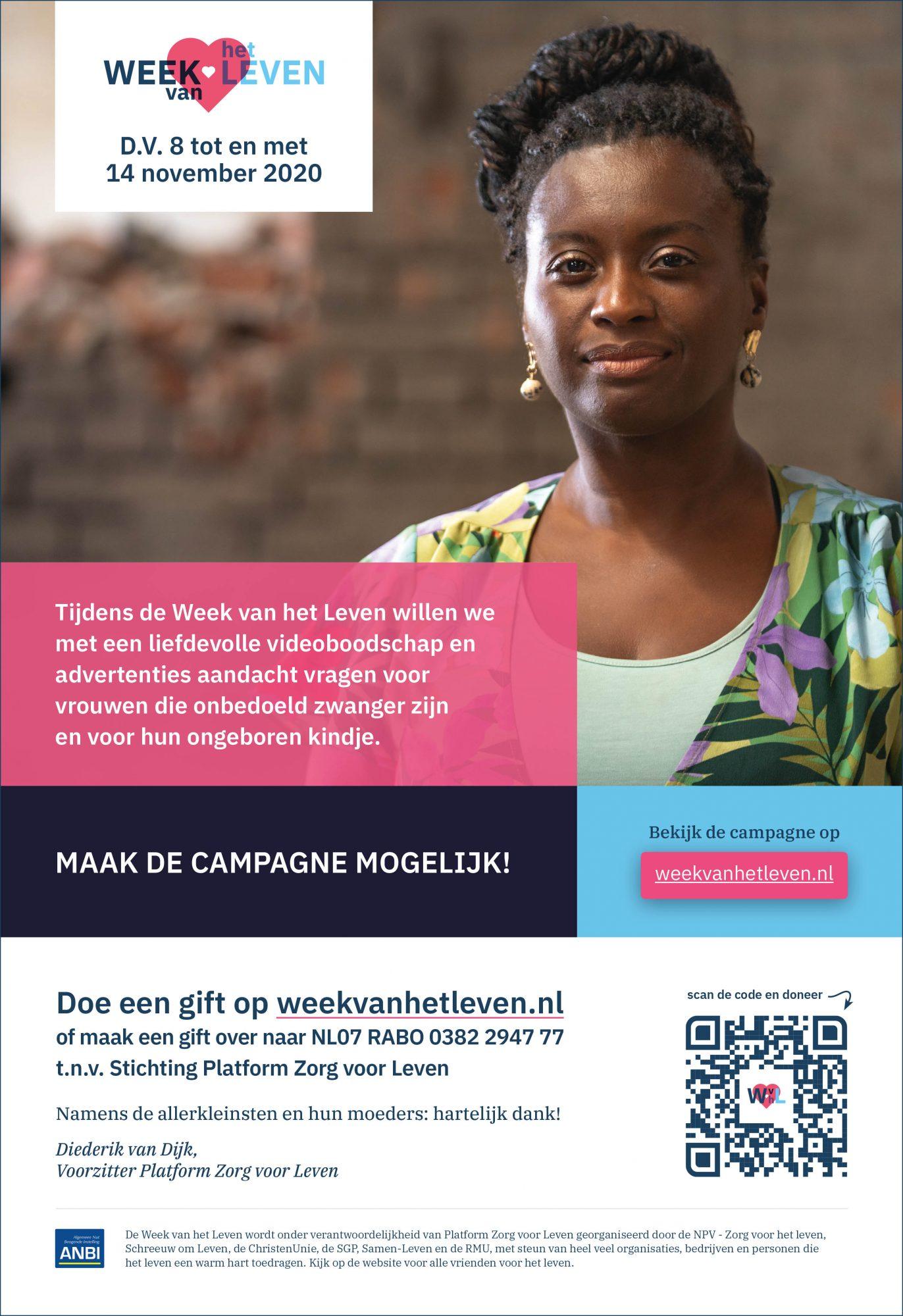 Crowdfundingsadvertentie